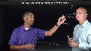 Is Now the Time to Move to NVMe Flash?
