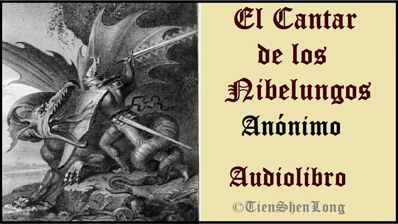 Cantar De Los Nibelungos Anónimo S Xiii Audiolibro Youtube