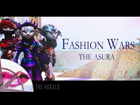Guild Wars 2 | Fashion Wars Top Ten | The Asura | The Krytan