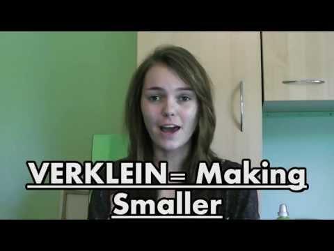 Dutch lesson 11: Dutch Diminutives(-je, -tje, -pje, -kje, -etje)