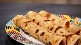 How to make Super Soft Chapatis with Layers