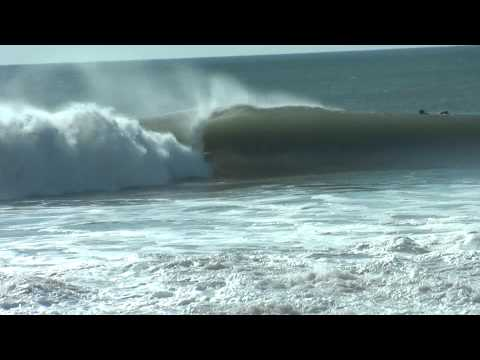 Nicaragua North Pacific coast with Surf Tours Nicaragua - barrel ride