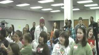 MLK Day of Learning - Let Freedom Ring (Song Snippet).wmv