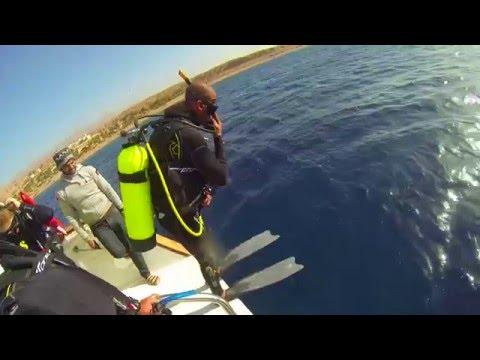 Diving With Deep Blue Dive Center / Aqaba-Red Sea-Jordan