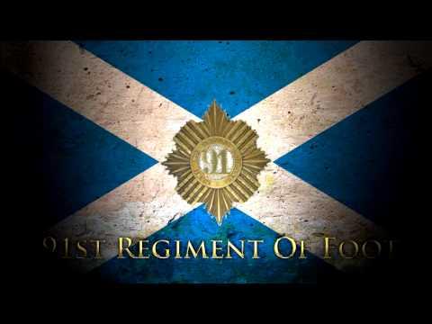 91st Regiment of Foot - Argyllshire Highlanders - Intro