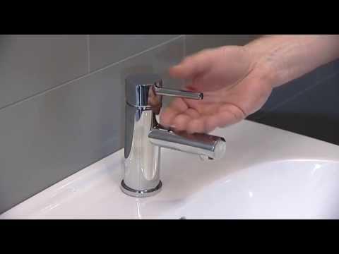 Single lever mono basin - Flow cartridge: maintenance and ...