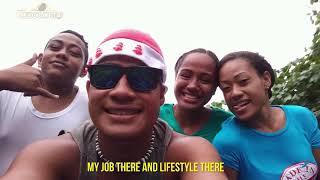 Humans of the Islands - Asuelu Pula'a