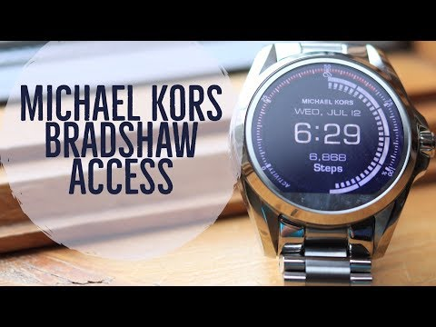 Michael Kors Bradshaw Access Review