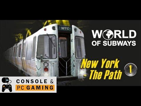 Train Simulator -  World Of Subways 1 NewYork