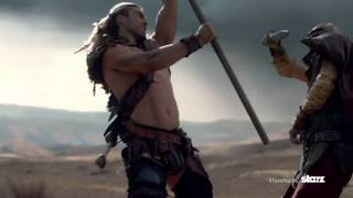 Spartacus Season 3 Trailer #4