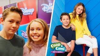 """COOP & CAMI: """"How We Got on Disney!"""""""