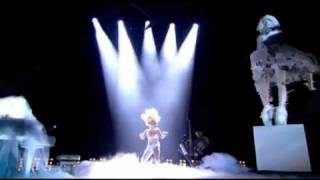 Lady GaGa Live Brit Awards Telephone & Dance In The Dark