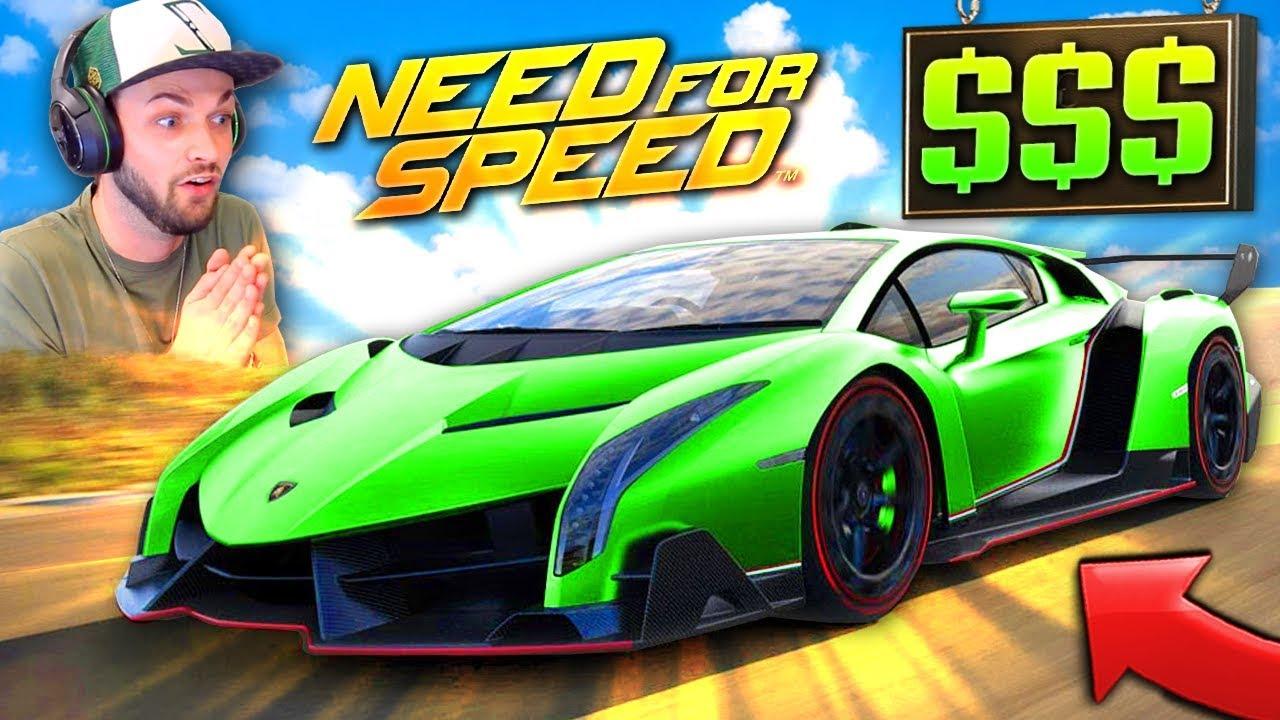 lamborghini veneno our most expensive car need for speed w ali
