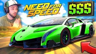 LAMBORGHINI VENENO - OUR MOST EXPENSIVE CAR - Need for Speed w Ali-A