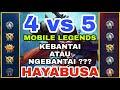 Vs  Mobile Legends Hayabusa Kebantai Atau Ngebantai Tutorial Cara Pakai Hayabusa Pemula Ml  Mp3 - Mp4 Download