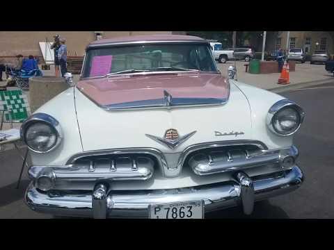 1955 Dodge La Femme - Car Show in Florence, CO