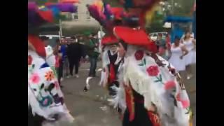Carnaval de Tepeyanco tlaxcala USA. Junio/5/@2016(2)