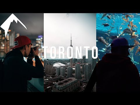 Toronto Travel Guide - Things to do in Toronto!!