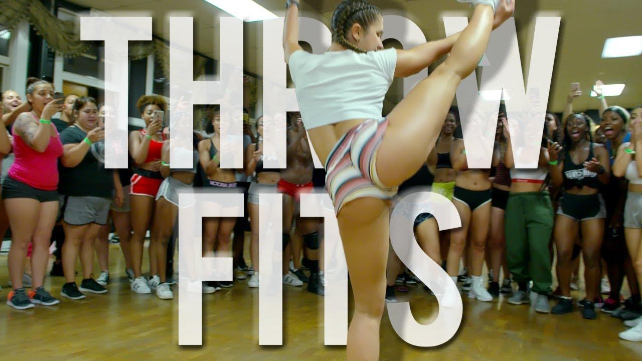 London, G-Eazy - Throw Fits ft. City Girls, Juvenile/ San Francisco Twerk Class/ Nastya Nass