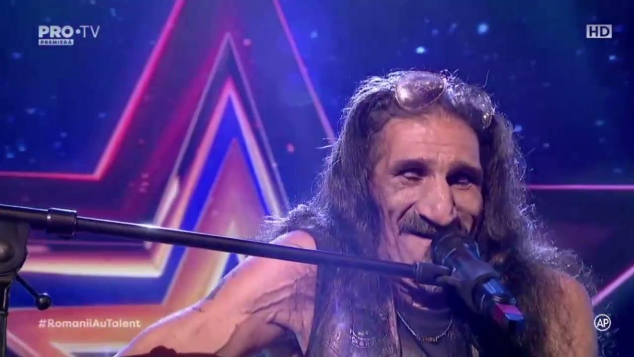 Constantin Garbis - Românii au talent 12 Aprilie 2021