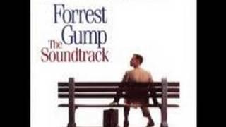 Forest Gump_ Joan Baez - Blowin' in the wind