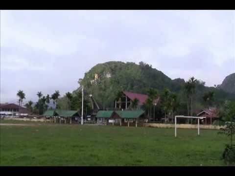 Rantepao Town - Tana Toraja - Wisata Tana Toraja - South Sulawesi - Indonesia Travel Guide (Tourism)