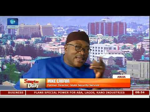 Operation Python Dance May Degenerate To Dance Of Shame - Mike Ejiofor