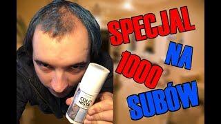 Kolorowe włosy??? Nie może być!!! - Specjal na 1000 subów!!