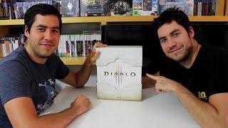 Les jumeaux présentent le collector de DIABLO 3