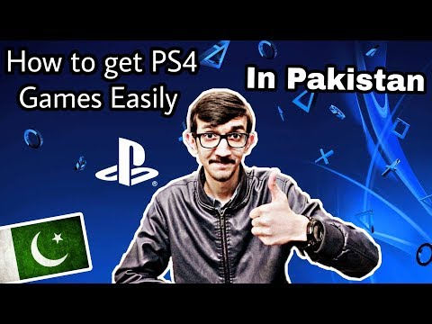 How To Buy PS4 Games For Cheap Price In Pakistan!!
