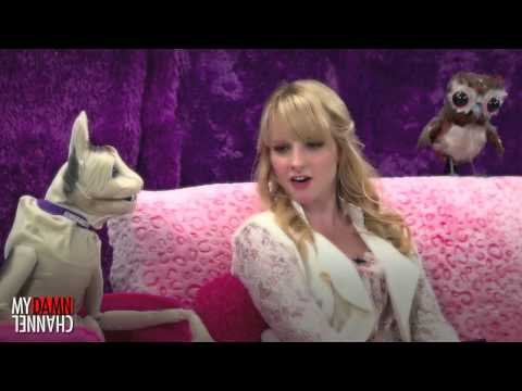 The Love Me Cat   Minutes of Fun with Melissa Rauch