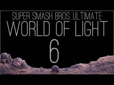 『RSS』Super Smash Bros. Ultimate World of Light (Part 06) thumbnail