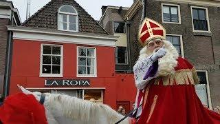 Sinterklaas intocht Zwolle 2017