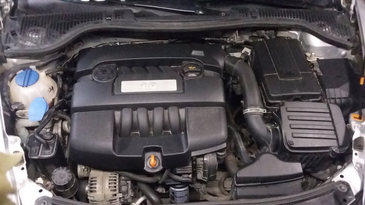 Прощай надёжность! Моторы ВАГ 1,6 литра