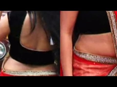 SEXY Deepika Singh In Hot BACKLESS BLOUSE thumbnail