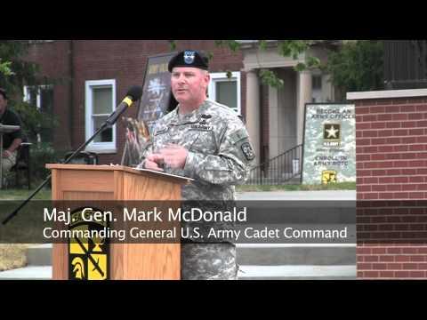 25th Anniversary, U.S. Army Cadet Command