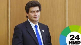 Новый мэр Екатеринбурга заявил о персональной ответственности за результат - МИР 24