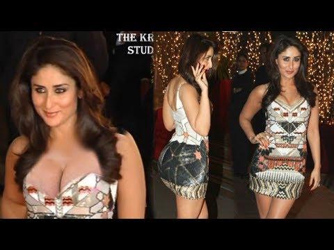Kareena Kapoor H0T Looks withe Her Sister Karishma Kapoor at KJO Birthday Party | Many Celebs