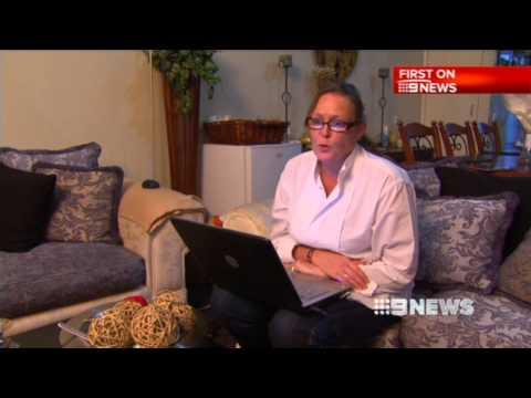 Computer Zen Channel Nine News Brisbane Wifi Security Hacking 2012