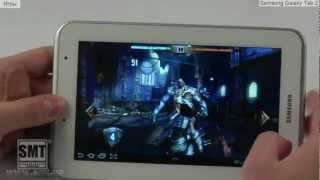 Видео-обзор на планшет Samsung Galaxy Tab 2 7.0(Видео-обзор на планшет Samsung Galaxy Tab 7 Отзывы об устройстве, характеристики, комплектация, цена, наличие: http://smt..., 2012-12-28T12:22:54.000Z)