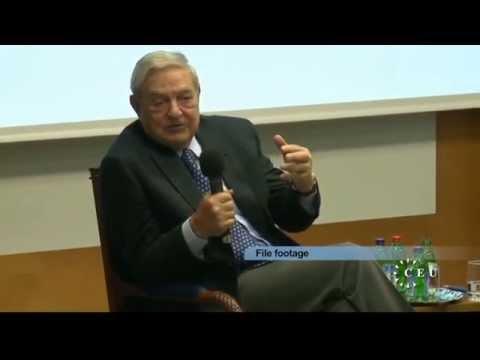 Soros Meets Ukrainian MPs: American billionaire visits Kyiv to discuss reform programme