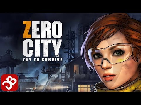Zero City: Zombie Survival (By BEINGAME LIMITED) Gameplay Walkthrough Video (iOS/Android) - 동영상