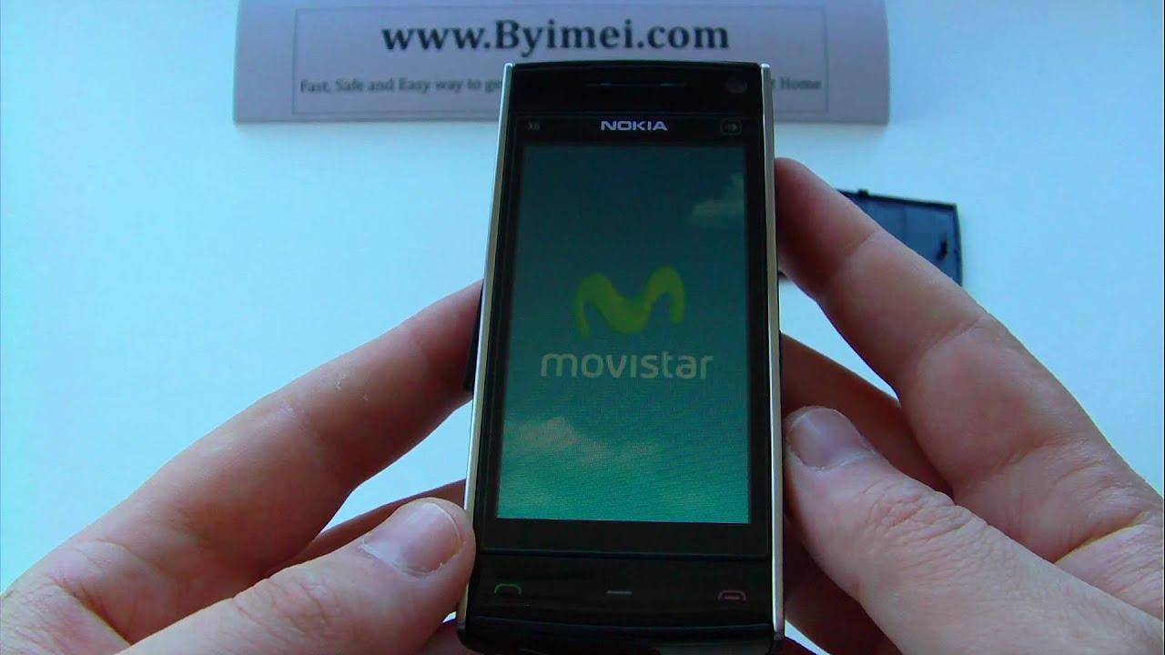 nokia x6 x6 00 unlock input enter code avi youtube rh youtube com Nokia X6 8GB Full Specification Nokia X6