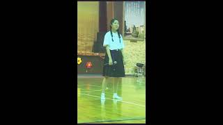 高校最後の文化祭。伊藤由奈さんのendless story を歌いました!緊張し...