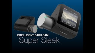 The 70mai Dash Camera is Smart Looking & Very Intelligent!