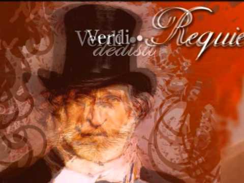 Robin Donald sings Ingemisco from Verdi's Requiem