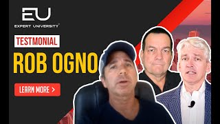 Rob Ogno Testimonial For Ecomm Elite | Expert University