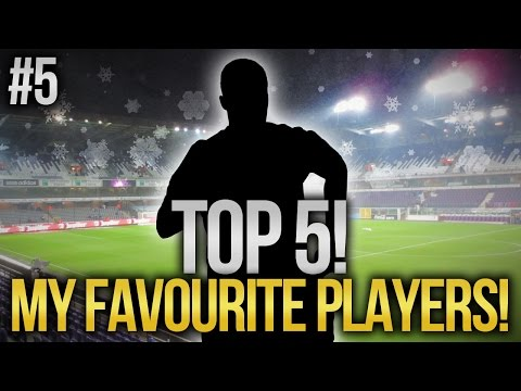 FIFA 15: Career Mode Countdown! Top 25 Players - #5 - THE HYPE IS REAL!
