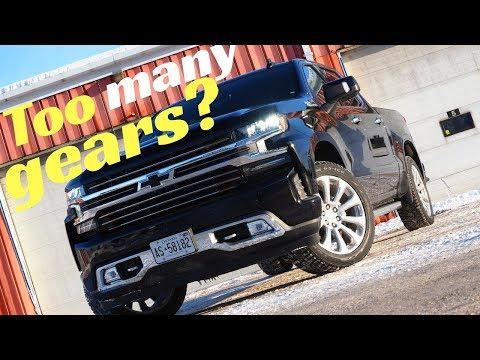 2019 Chevrolet Silverado: New 10-Speed Automatic