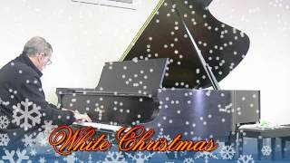 White Christmas solo piano Tim Paul